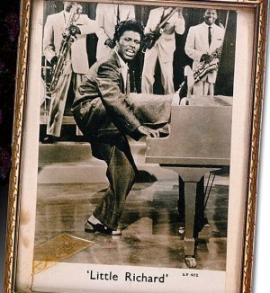 Little Richard, David Bowie