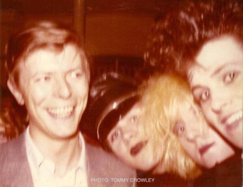 Russ Williams, John Lockwood, Andy Bulled, Tommy Crowley, David Bowie, Blitz Kids, Swinging 80s,nightlife