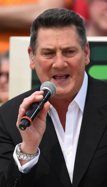 Tony Hadley , singer, pop music,