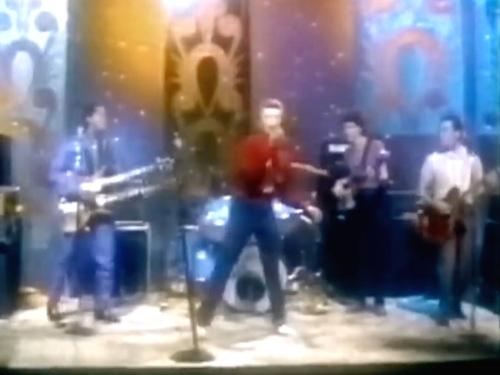 David Bowie, Tonight Show, live TV, 1980, pop music