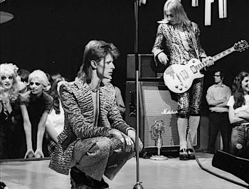 Daniella Parmar , Wendy Kirby, David Bowie