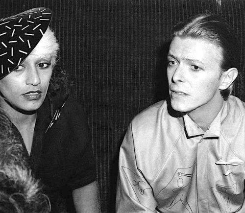 Daniella Parmar, David Bowie