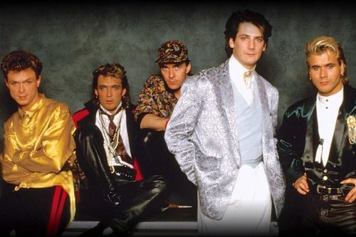 Blitz Kids, New Romantics, pop music, Swinging 80s, Spandau Ballet, Parade World Tour,