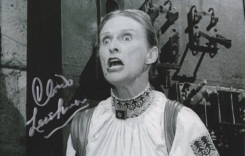 Cloris Leachman, Mel Brooks, Nurse Diesel, Young Frankenstein, comedy, films,