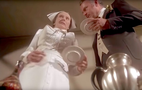 Cloris Leachman, Mel Brooks, Nurse Diesel, High Anxiety, comedy, films,