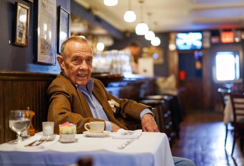 Joe Allen, obituaries,Covent Garden, New York City, Orso, restaurants, tributes, theatreland,