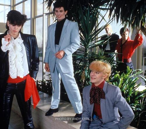 Planet Earth, New Romantics, pop music, Swinging 80s, Duran Duran , Perry Haines,