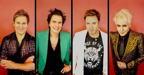 Duran Duran, Simon Le Bon, pop music, anniversary, live concerts, Radio2,